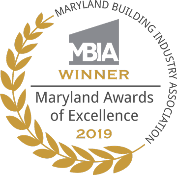 Maryland Awards of Excellence 2019 Winner badge
