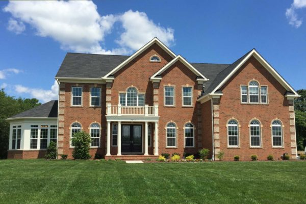 The Dorchester II Model at Morgan Creek in Eldersburg MD