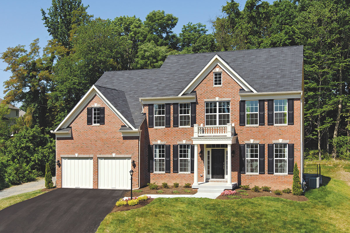Howard County. New Homes for Sale in Marriottsville MD