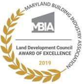 Maryland Building Industry Association Award of Excellence logo